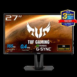 Màn hình ASUS TUF Gaming VG27BQ (27inch, 2K, TN, 165Hz 0.4ms)