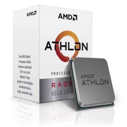 AMD ATHLON 3000G (3.5 GHz/ 2 nhân 4 luồng/ Radeon Vega 3)