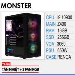 SP – MONSTER i9 10900 + RTX 3060