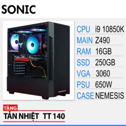 SP – Sonic