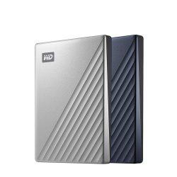 My PassPort Ultra Silver 2.5″ 2TB – màu bạc, màu xanh