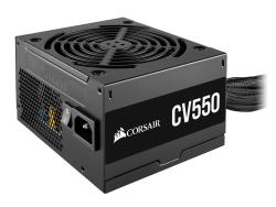 CORSAIR CV550 550W – 80 Plus Bronze