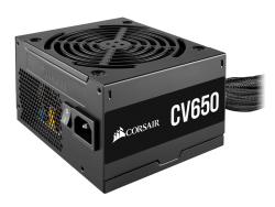 CORSAIR CV650 650W – 80 Plus Bronze