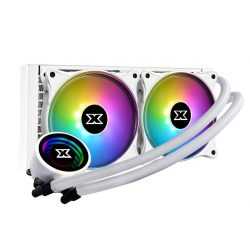 XIGMATEK AURORA 240 ARTIC (EN44337) – ARGB, ALL IN ONE WATERCOOLING