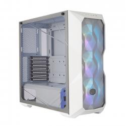 COOLER MASTER MASTERBOX TD500 TG MESH ARGB (E-ATX) WHITE