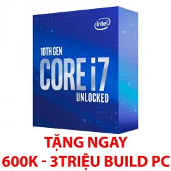Intel Core I7-10700K (3.8 up to 5.1 Ghz/ 8 nhân 16 luồng, sk 1200)
