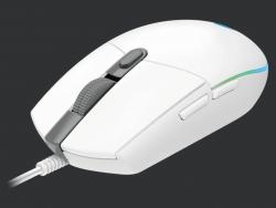 Chuột Logitech G102 LIGHTSYNC Gaming Mouse (TRẮNG)