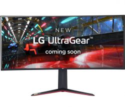 LG 38GN950 38″ Gaming, 4K, nano IPS, 160Hz
