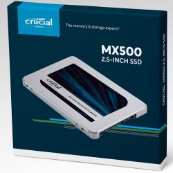 Ổ cứng SSD Crucial MX500 1TB 2.5″ SATA 3 – CT1000MX500SSD1