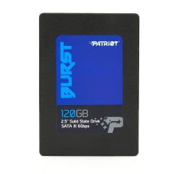 SSD Patriot Burst 2.5 Sata III 120GB