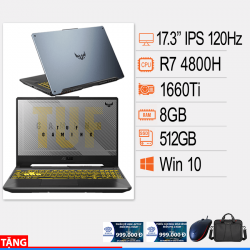 Laptop Gaming Asus TUF A17 FA706IU-H7133T(F)