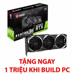 VGA MSI GeForce RTX 3070 VENTUS 3X OC