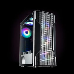 Infinity Tate – Max AirTempered Glass Gaming Case