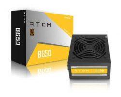 Nguồn ANTEC ATOM B650 80 Plus Bronze – 650W