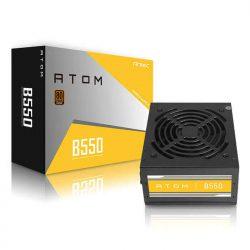 Nguồn ANTEC ATOM B550 80 Plus Bronze – 550W