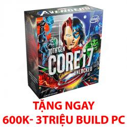 Intel Core I7-10700KA (3.8 up to 5.1Ghz/ 8 nhân 16 luồng/ sk 1200)