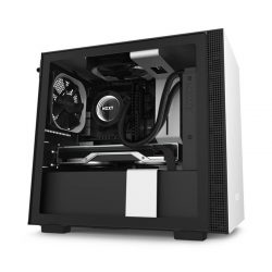 Case NZXT H210 iTX WHITE