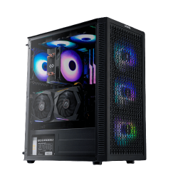 Infinity Renga -Tempered Glass Gaming Case