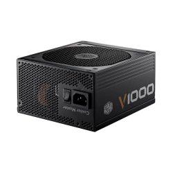Nguồn Cooler Master V1000 1000W (80 Plus Gold Full Modular/Màu Đen)