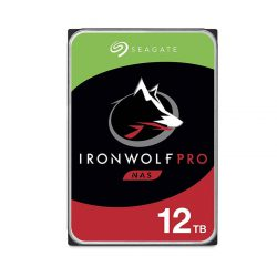 Ổ cứng HDD Nas Seagate Ironwolf Pro 12TB (3.5 inch/SATA3/256MB Cache/7200RPM)