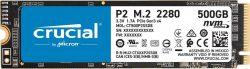 SSD CRUCIAL P2 500GB M.2 2280 NVMe