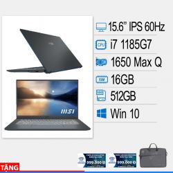 Laptop MSI Prestige 15 A11SCX 209VN