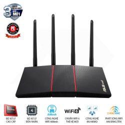 Router wifi ASUS RT-AX55 Tốc độ AX1800