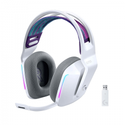 Tai nghe Logitech G733 LIGHTSPEED Wireless White