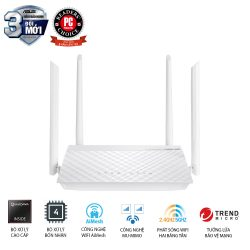 Router wifi ASUS RT-AC59U V2 Wireless AC1500Mbps Black/White