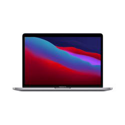 Apple Macbook Pro 13 Touchbar (MYDA2SA/A) (Apple M1/8GB RAM/256GB SSD/13.3 inch IPS/Mac OS/Bạc) (NEW)