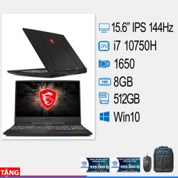 LAPTOP GAMING MSI GL65 LEOPARD 10SCXK 093VN (S)