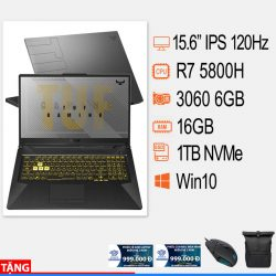 Laptop ASUS TUF A15 FA506QM-HN005T