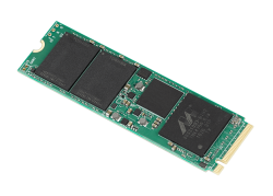 Plextor PX-256M9PEGN+ 256GB (M.2 PCIe, Read/Write: 3000/1000 MB/s)