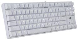 Bàn phím cơ Gaming DAREU EK87- White