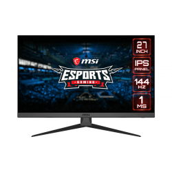 MSI OPTIX G272 27″ FHD IPS 144HZ 1MS (HDMI, DP)