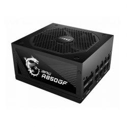 Nguồn MSI MPG A850GF 850W – 80 Plus Gold – Full Modular