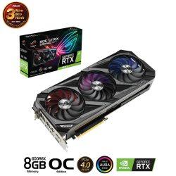 VGA ASUS ROG STRIX GEFORCE RTX 3070 Ti OC 8G GAMING (ROG-STRIX-RTX3070TI-O8G-GAMING)