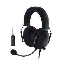 Tai nghe Razer BlackShark V2 – Wired Gaming Headset + USB Sound Card – RZ04-03230100-R3M1