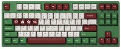 Bàn phím cơ AKKO 3087 v2 DS Matcha Red Bean (Akko switch v2)