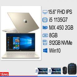 Laptop HP Pavilion 15-eg0006TX (2D9C9PA)