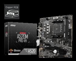 MSI A520M PRO-VH