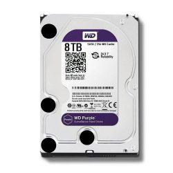 Ổ cứng HDD Western Purple 8TB 3.5 inch, 7200RPM, SATA3, 256Mb Cache (WD82PURZ)