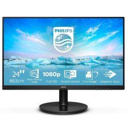 Màn hình Philips 241V8 24″ IPS 75Hz Full viền