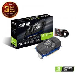 Card màn hình ASUS PH-GT1030-O2G (2GB GDDR5, 64-bit, DVI+HDMI)