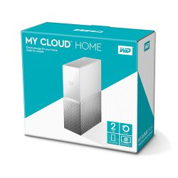 WD My Cloud Home 2TB – Ext, 3.5'–USB 3.0