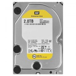 WD HDD Gold 2TB /3.5″/Sata3/128MB/7200RPM