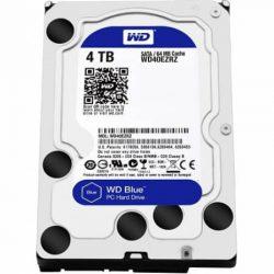 WD HDD Blue 4TB 3.5″ SATA 3/64MB Cache/ 5400RPM