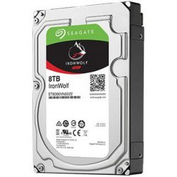 HDD Seagate Ironwolf 3.5″ 8TB (256MB) HD7200 Rpm