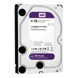 WD HDD Purple 4TB 3.5″ SATA 3/ 64MB Cache/ IntelliPower (5400RPM-5900RPM)