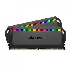 Ram PC Corsair Dominator Platinum RGB DDR4 KIT 32GB (2x16GB) Bus 3000Mhz CL16
